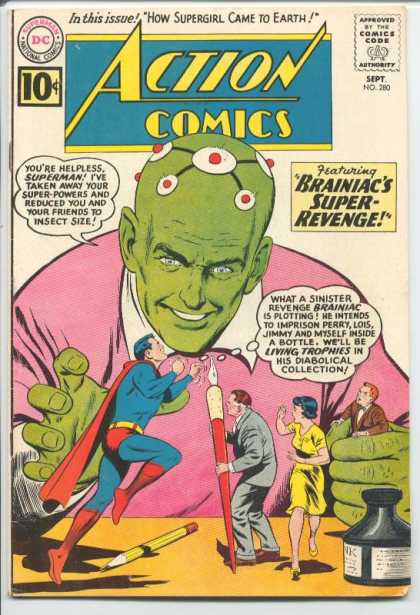 Brainiac's Super Revenge!
